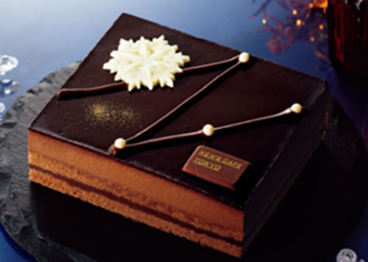 ファミマクリスマスケーキ