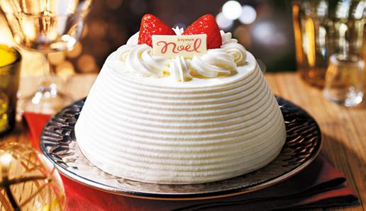 セブンクリスマスケーキ
